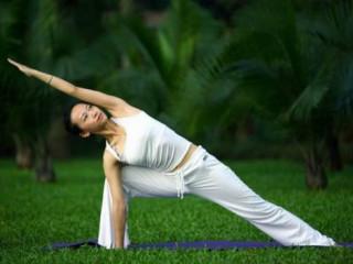 减肥瑜伽初级教程