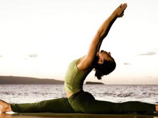 瑜伽减肥舞蹈家庭日常锻炼