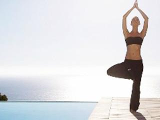 最有效瘦腰瑜伽练习