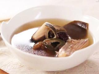 墨鱼骨青陈皮瘦肉汤