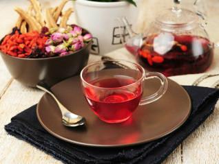 山楂洛神茶