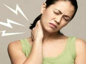 按摩治疗颈椎病