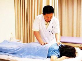 中医推拿按摩教程-下肢推拿手法