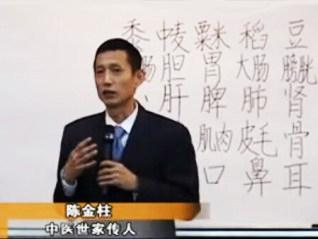 陈金柱中医讲座-肝部疾病