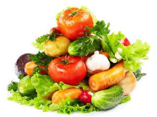 多彩食物的营养奥秘