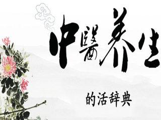 中医养生的活辞典