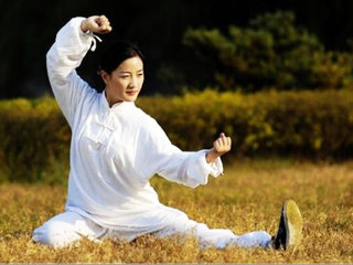 二十四式太极拳教学--邱慧芳