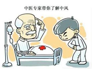 中医专家带你了解中风